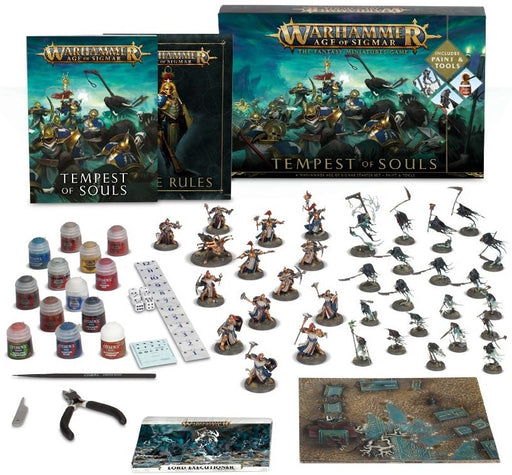 Age of Sigmar Tempest of Souls & Paint
