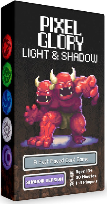 Pixel Glory Light and Shadow - Shadow Version