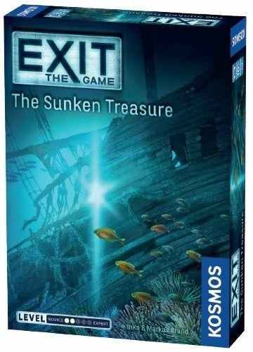 Exit: The Game The Sunken Treasure