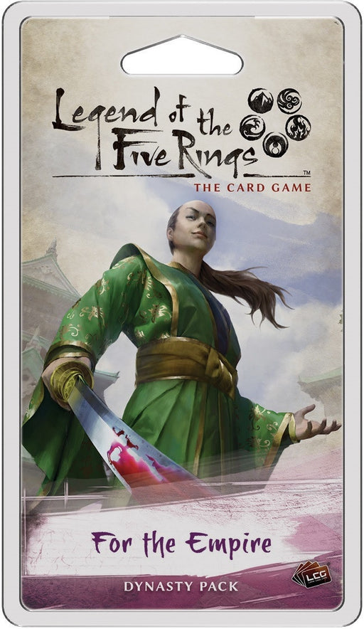 Legend of the Five Rings LCG For the Empire