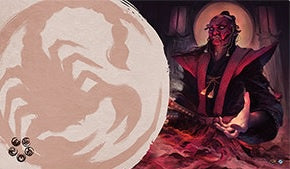 Legend of the Five Rings LCG Master of Secrets Playmat