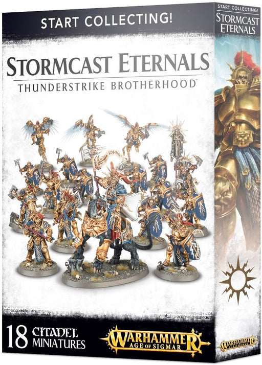 Start Collecting! Stormcast Eternals Thunderstrike Brotherhood 70-99
