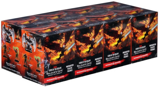 D&D Icons of the Realms Baldurs Gate Descent into Avernus Booster Brick