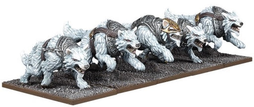 Kings of War Tundra Wolves Troop Pre Order