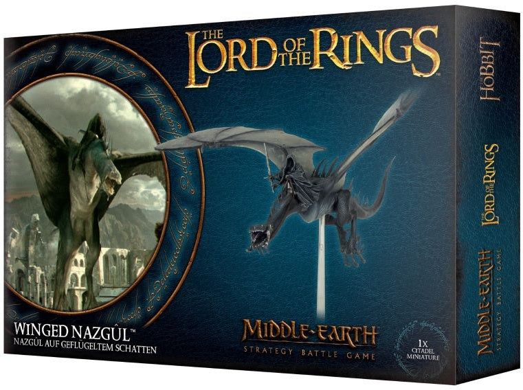 Middle Earth Winged Nazgul 30-38