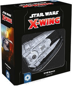 Star Wars X-Wing 2nd Edition VT-49 Decimator
