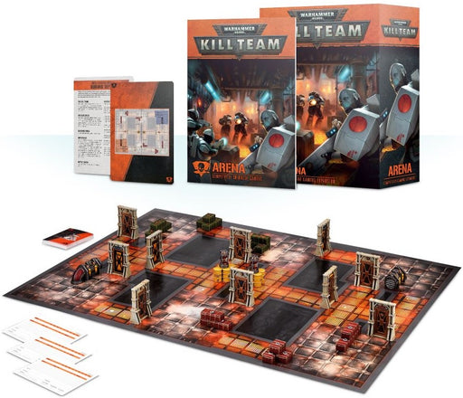 Warhammer 40,000: Kill Team Arena – Competitive Gaming Expansion