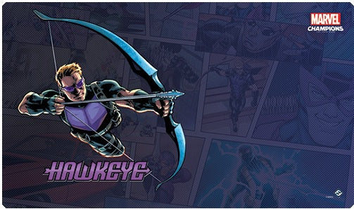 Marvel Champions LCG Hawkeye Game Mat