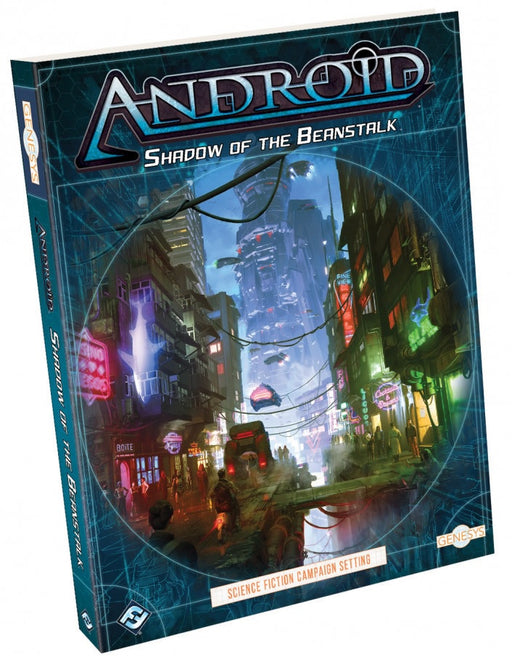 Genesys Android Shadow of the Beanstalk Sourcebook