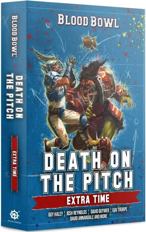 Death on the Pitch: Extra Time (Paperback) Pre Order