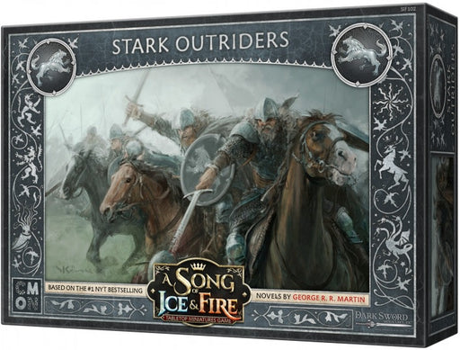 A Song of Ice and Fire TMG Stark Outriders