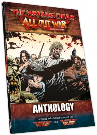 The Walking Dead: All Out War Anthology