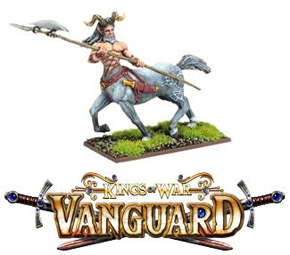 Kings of War Vanguard: Forces of Nature Support Pack: Centaur Chief