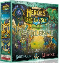 Heroes of Land Air & Sea - Pestilence Expansion