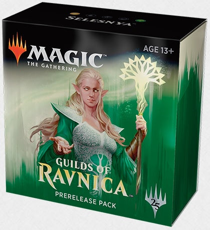 Magic the Gathering: Guilds of Ravnica Pre Release Pack - Selesnya