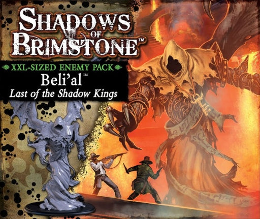 Shadows of Brimstone: Beli'al, Last of the Shadow Kings XXL Enemy