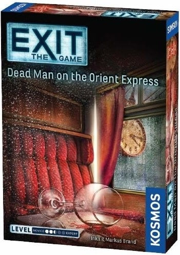 Exit: The Game Dead Man on The Orient Express