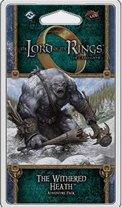 The Lord of the Rings Card Game: The Withered Heath