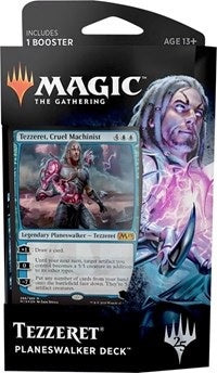 Magic the Gathering: Core Set 2019 Planeswalker Deck Tezzeret