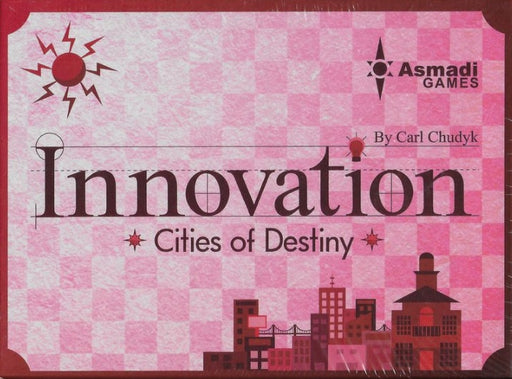 Innovation: Cities of Destiny