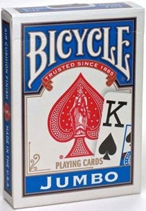 Bicycle Playing Cards - Jumbo Index Deck
