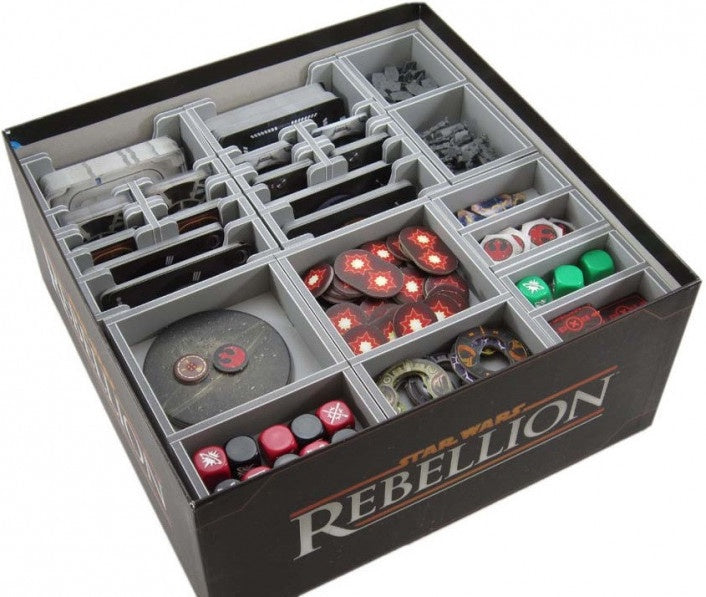 Folded Space Game Inserts Star Wars Rebellion