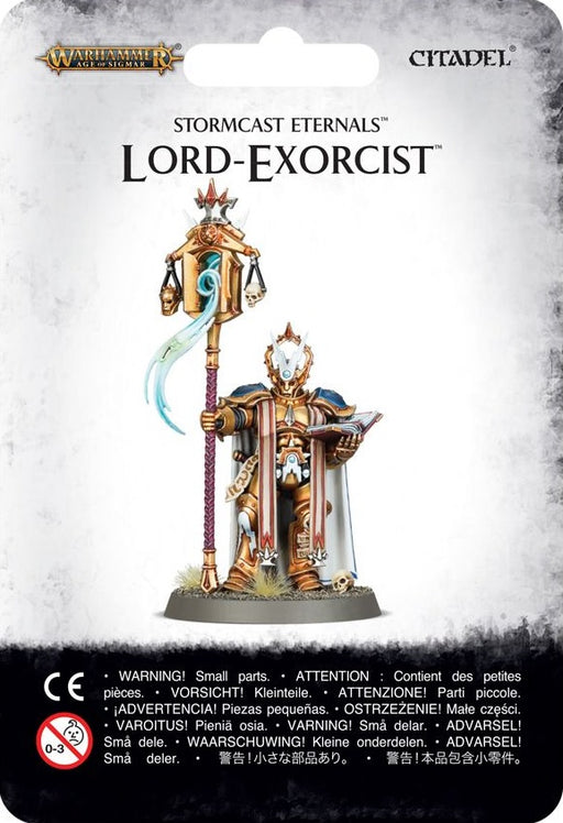 Warhammer Age of Sigmar: Stormcast Eternals Lord-Exorcist
