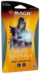 Magic the Gathering: Guilds of Ravnica Theme Booster - Dimir