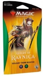 Magic the Gathering: Guilds of Ravnica Theme Booster - Golgari