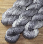50/50 'Quicksilver' by Cloud Forest Yarns