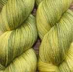 SILK 'Wasabi' by Cloud Forest Yarns