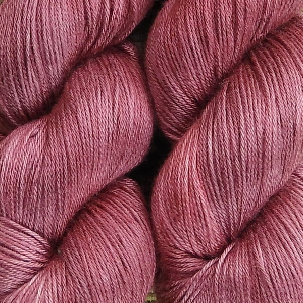 SILK 'Rose' by Cloud Forest Yarns