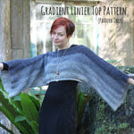 Gradient Linier Top Pattern.  PATTERN ONLY!!!