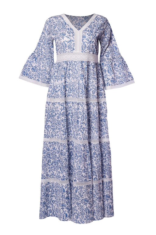 Tallum Dress ~ Chintz Sky