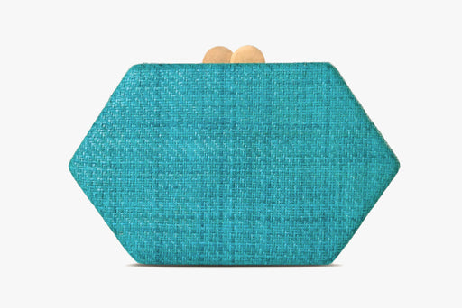 Arianne Clutch ~ Green