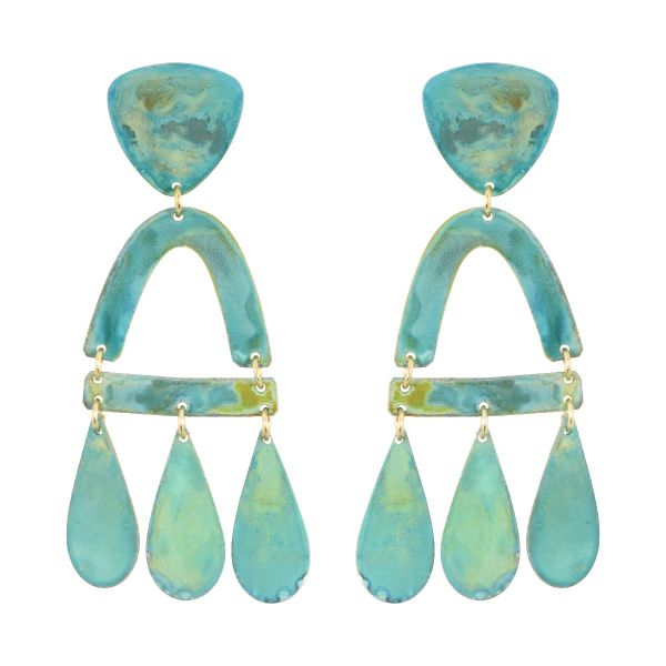 Verdi Castara Earrings