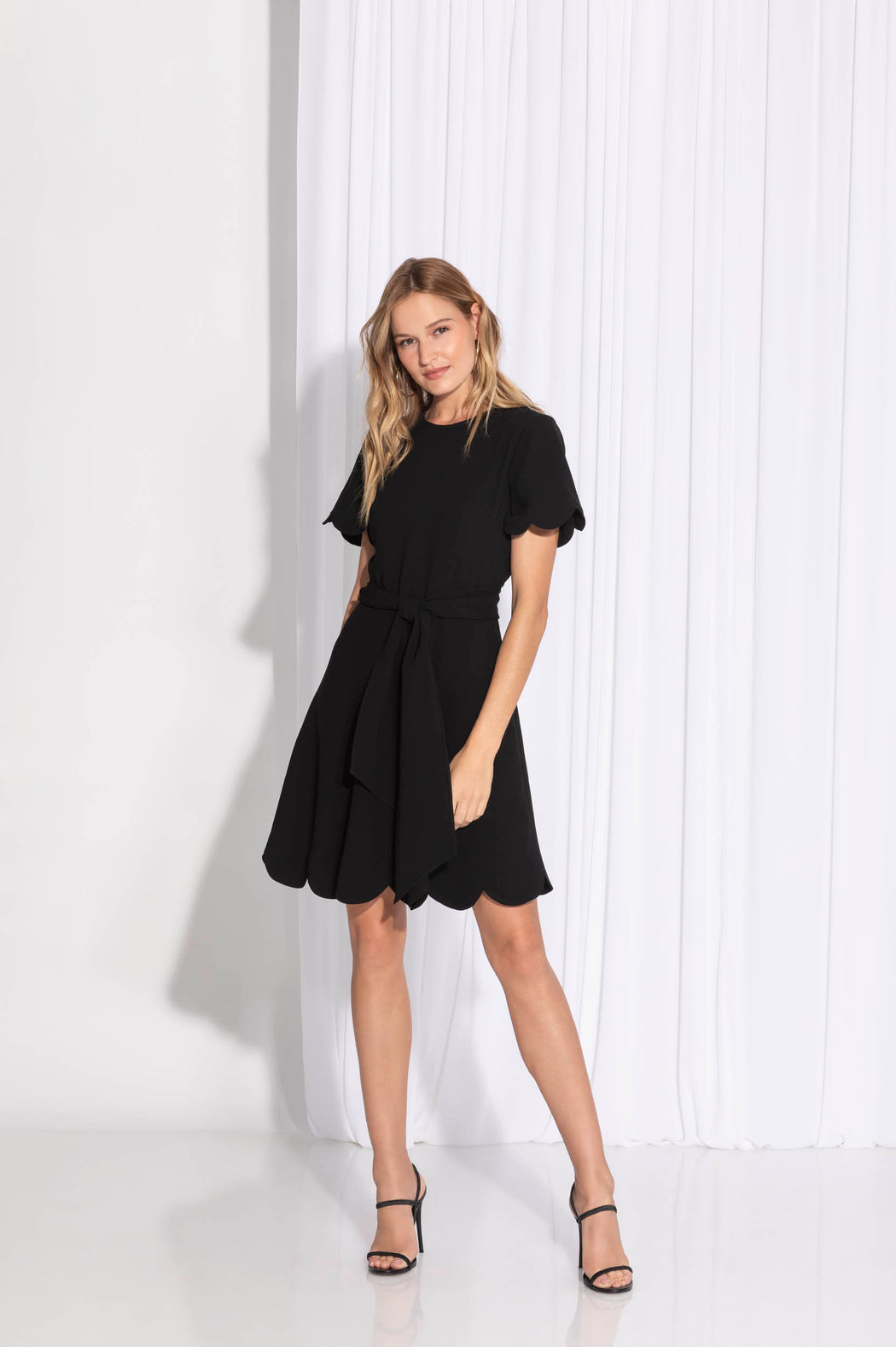 Jimena Dress ~ Black