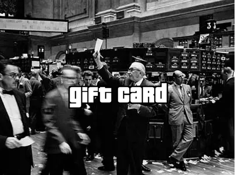 Arbitrage Andy Gift Card