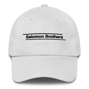 Salomon Brothers Hat - Arbitrage Andy