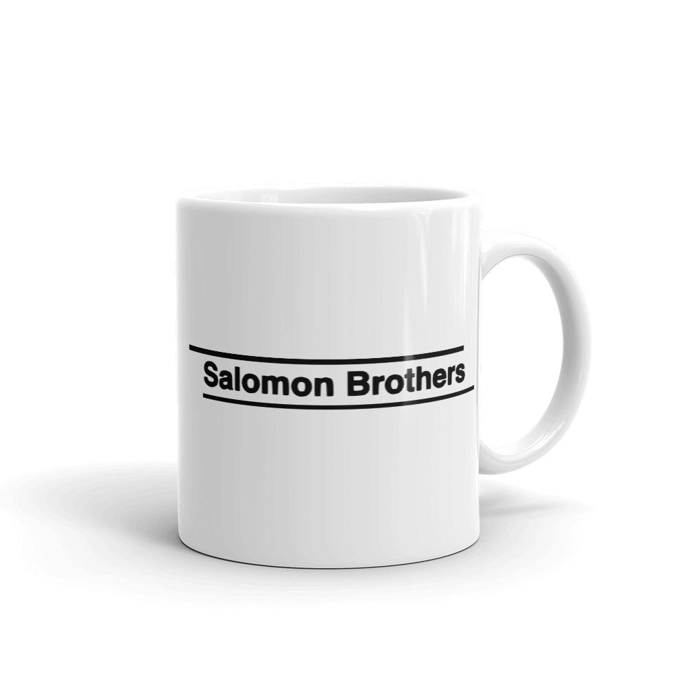 Salomon Brothers Mug - Arbitrage Andy