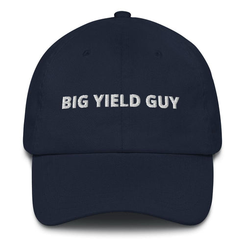 Big Yield Guy Hat - Arbitrage Andy