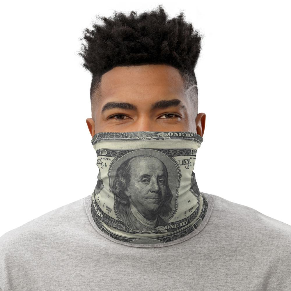 Franked Out Mask - Arbitrage Andy