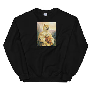 Doge God Sweatshirt - Arbitrage Andy