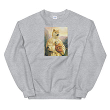 Load image into Gallery viewer, Doge God Sweatshirt - Arbitrage Andy