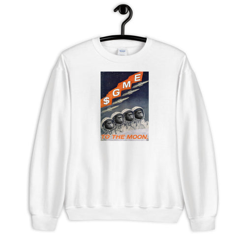 Gamestop Sweatshirt - Arbitrage Andy