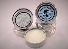 Botanical Gardens scented beard balm 2 oz. tins