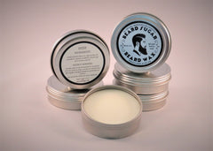 Dapper scented beard wax 2 oz. tin
