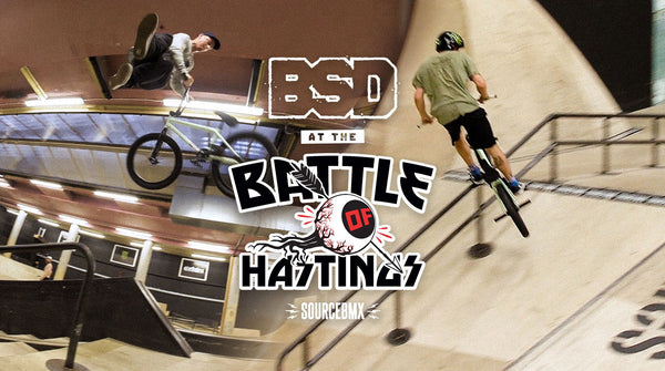 BSD at Battle of Hastings 2018