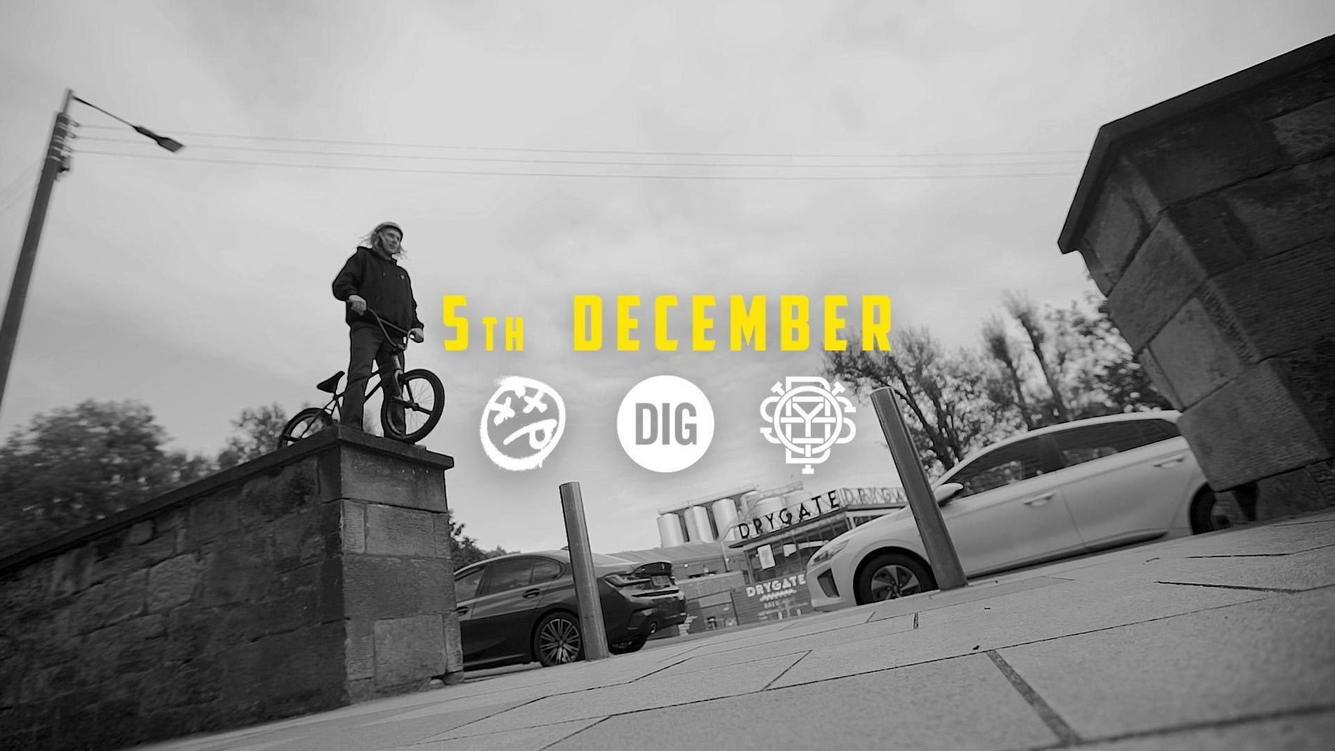 TRAILER : BSD x ODSY Break Glasgow
