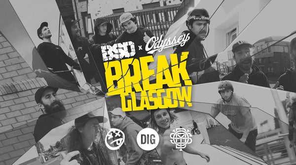 BSD x ODSY Break Glasgow Video